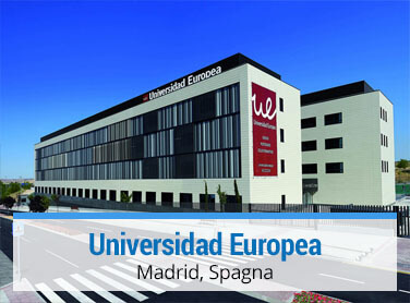 Universidad Europea de Madrid - Spagna