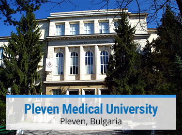 Pleven Medical University di Pleven - Bulgaria