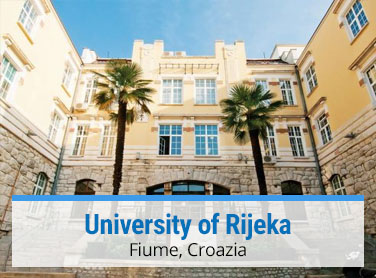 University of Rijeka Fiume - Croazia